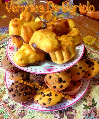 3 ricette x preparare muffin golosissimi