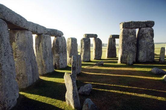 El monumento de Stonehenge