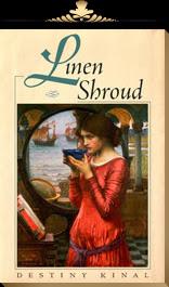 linen shroud book cover