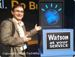 Watson a Future Personal Supercomputing Smart Technology