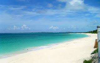 Pink Sands, Bahamas - 10 pantai terindah dunia