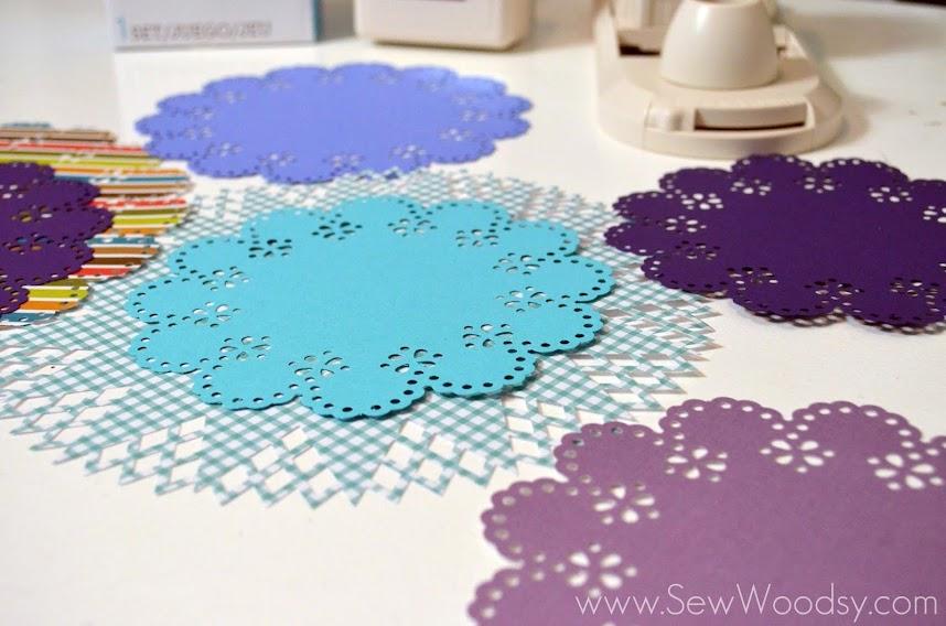 How to use Martha Stewart Crafts™ Circle Edge Punch Starter Set #12MonthsOfMartha