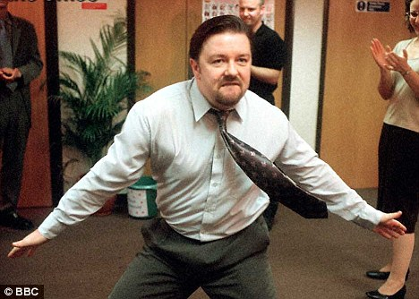 Ricky gervais will be on american version of the office hollywood0nlinetv - The office american version ...