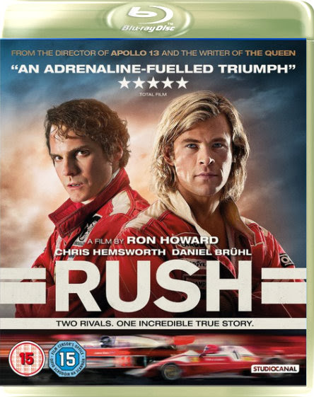 Filme Poster Rush – No Limite da Emoção BRRip XviD & RMVB Legendado