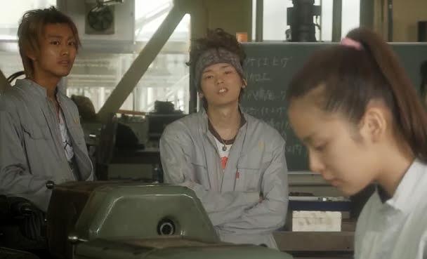 Minami Keisuke, Furukawa Yuki, Takei Emi