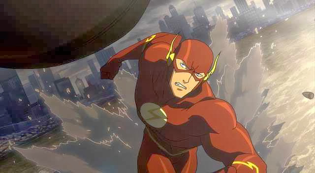 Resumable Direct Download Link For English Film Justice League The Flashpoint Paradox (2013) Watch Online Download