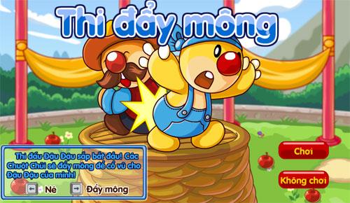 Vương Quốc Chuột Chũi ra mắt phiên bản thứ 2 1