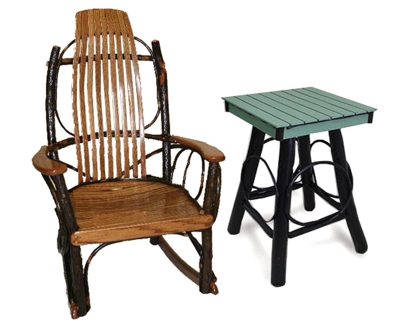 Seibels Cottage Amish Porch furniture