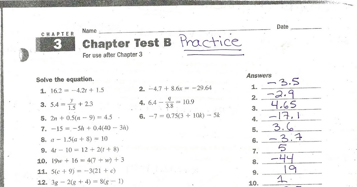 Picture 75 of Big Ideas Math Green Assessment Book Answer ...