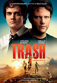 Baixar Filme Trash A Esperança Vem do Lixo Nacional Torrent