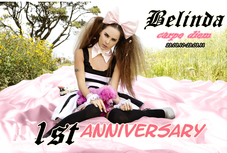 Belinda Carpe Diem