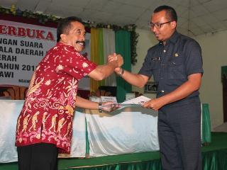 Riil Count Pemilihan Gubernur Jawa Timur 2013