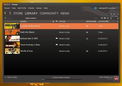 Counter-Strike y Half-Life llegan a Linux