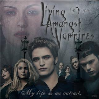 Living Amongst Vampires Banner