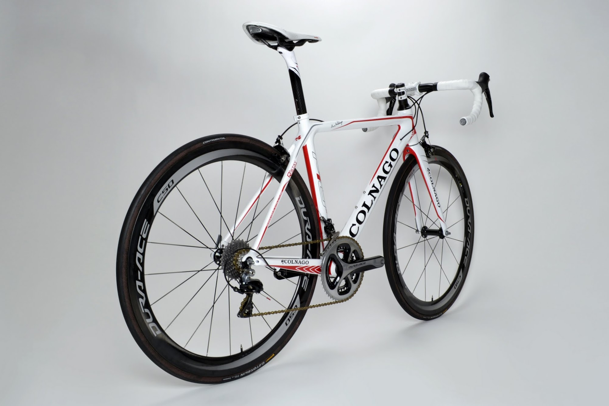 www.twohubs.com: Colnago M10 S Shimano Dura Ace 9000 Complete Bike at twohubs.com