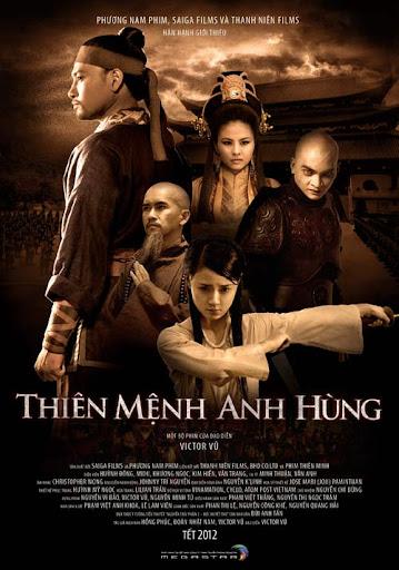 Thiên Mệnh Anh Hùng – Bức Huyết Thư (2012)