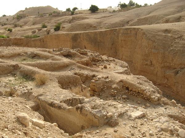 ארמונות החשמונאים ביריחו