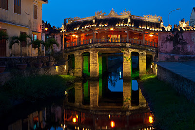 Hoian Japanese Bridge Vietnam Tours, Vietnam Tour