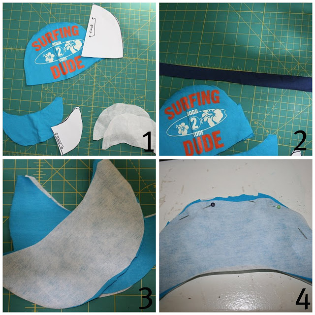 Baby Baseball Hat - The Sewing Rabbit 673d9b61a44