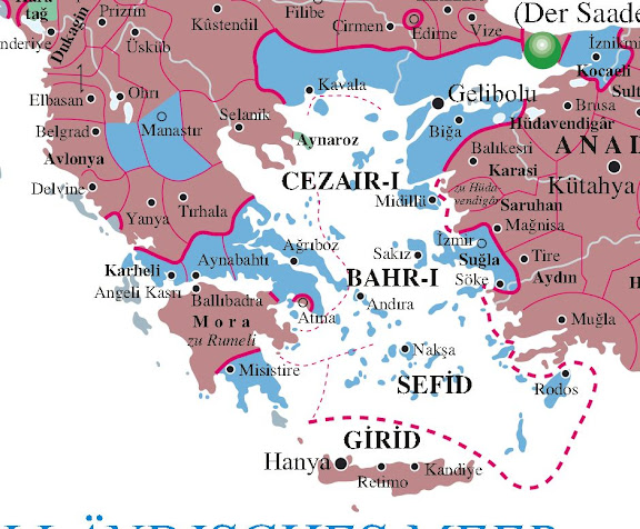 Ottoman Provinces in