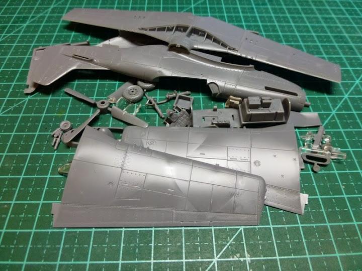"""P-51D """"The Enchantress"""" - Tamiya 1:72 - Finalizado 04Set2015 P1090473"""