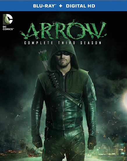 Arrow – Temporada 3 [4xBD25]