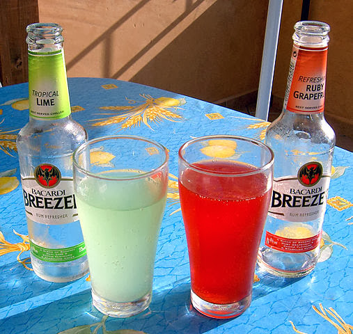 Alcohol Drinks Blue Blazer
