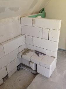 unser hausbau in waltrop tag 203 es sieht fast schon aus als k nnte man drin wohnen. Black Bedroom Furniture Sets. Home Design Ideas
