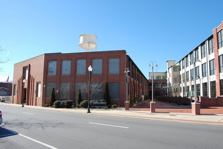 Erwin Commercial Property In Morganton