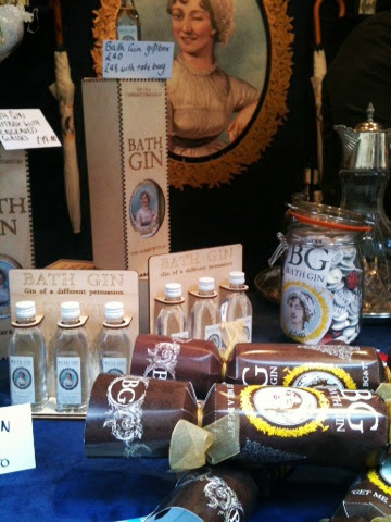Bath Gin at Bath Christmas Market