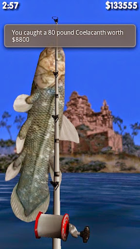 Big Sport Fishing 3D v1.78 for Android