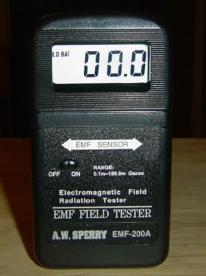 Free Emf Detector