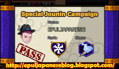 Cheat Special Jounin All Stage Ninja Saga epuljapanese