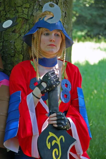 Bộ ảnh cosplay Final Fantasy X 2 của Umi Nagasaki
