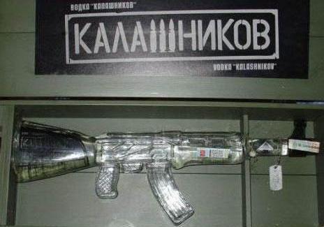 Vodka Kalashnikov