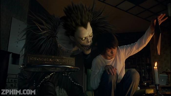 Ảnh trong phim Quyển Sổ Thiên Mệnh 3: L Thay Đổi Thế Giới - Death Note 3: L Change The World 1