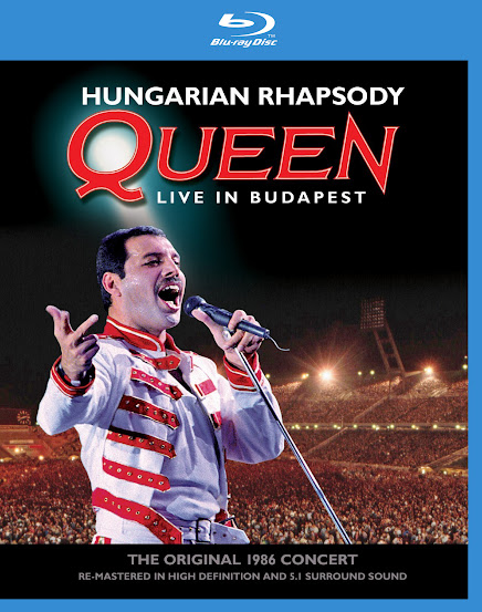 Queen – Live in Budapest [BD25]