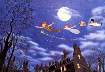 Peter Pan - Walt Disney (1953)