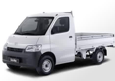 Spesifikasi Dan Harga Daihatsu Grand Max Pic Up