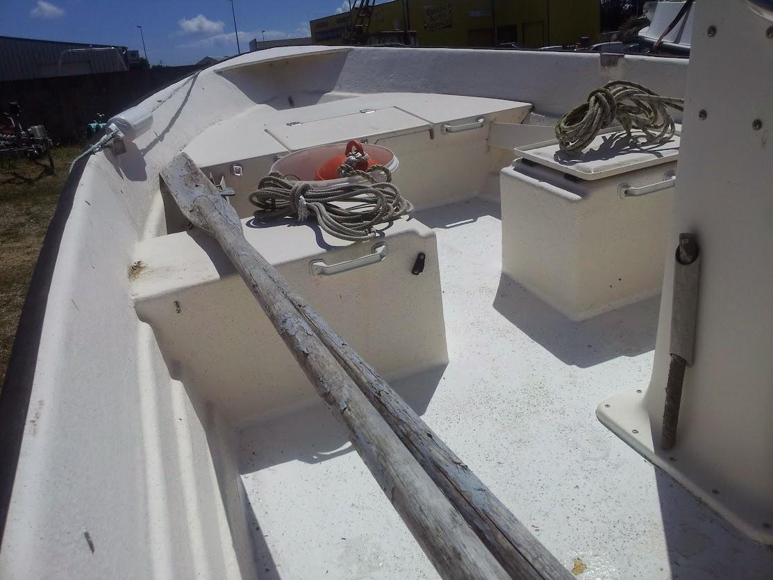choix d u0026 39 un bon bateau de moins de 5m et moins de 10 cv a tarif honn u00eate   crescent 462 tohatsu 9