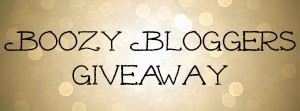 Boozy Blogger Giveaway