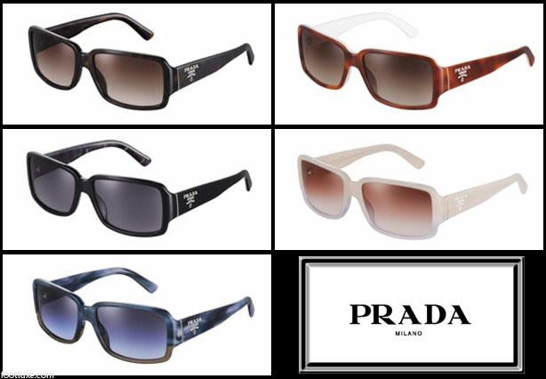 Prada Eyewear Autumn Winter 2011-2012 Advertising Campaign ...