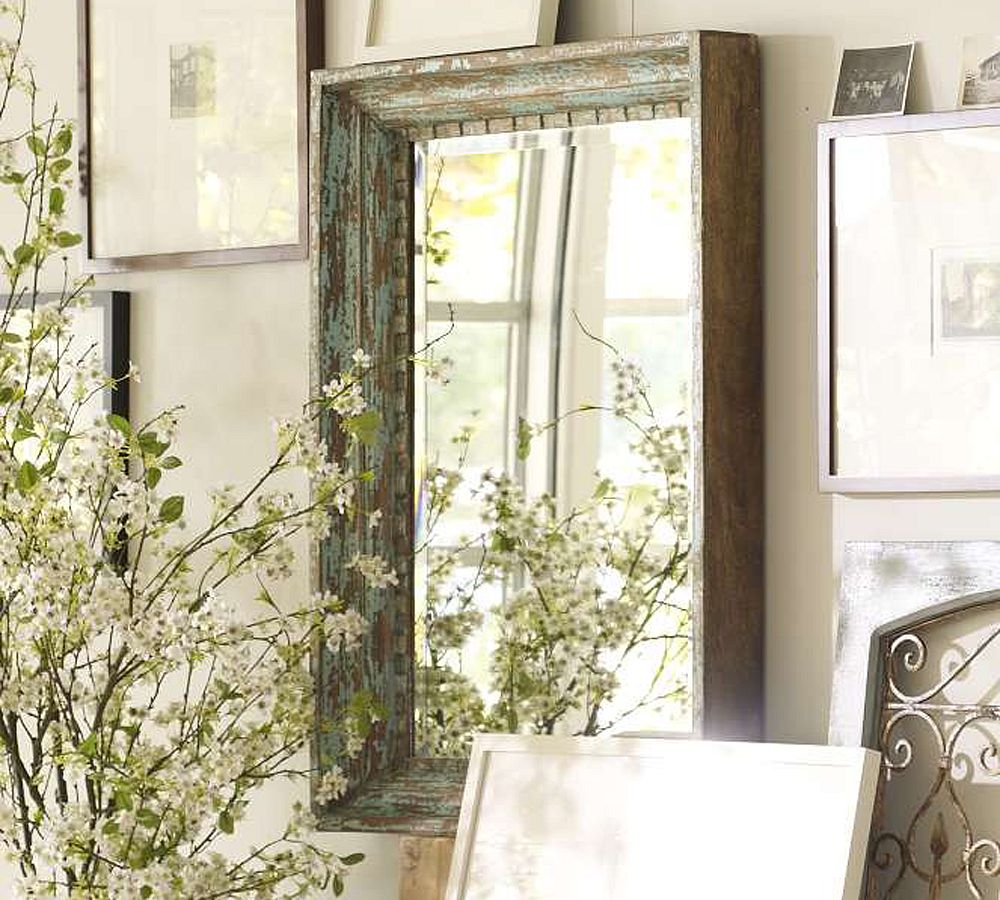 Wwwpotterybarn Com: Empire Under The Sea: Aegean Mirror