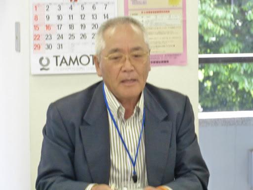 徳江國夫副会長