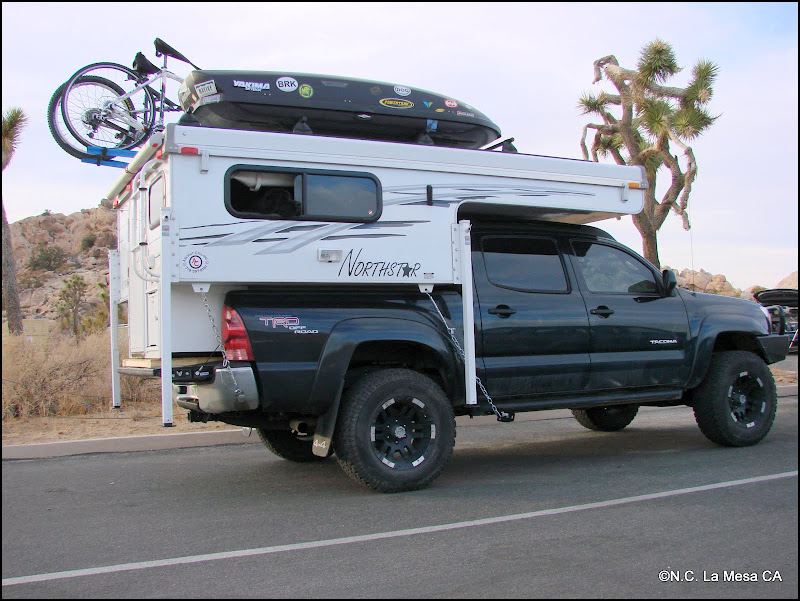 Camping, Pick up