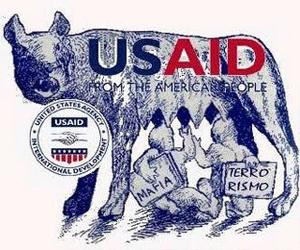 Подрывная работа USAID в Латинской Америке