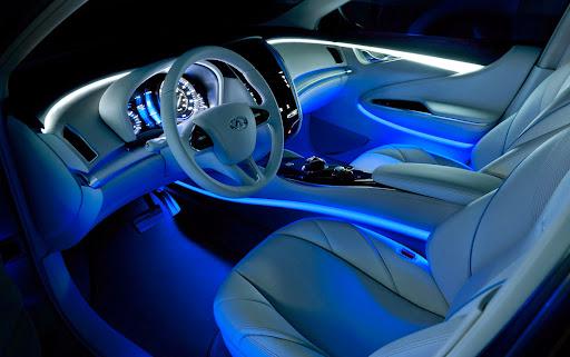 Syaiful Dev Kia Soul 2014 Interior Light Cool