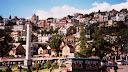 Near the city center of the capital city, Antananarivo.