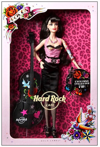 Hard Rock Cafe Barbie