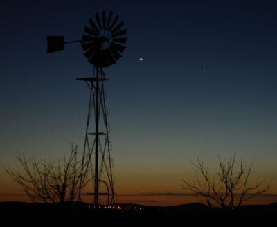 Venus y Mercurio - Manu Arregi